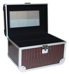 kosmetikkoffer beauty case braun 2 wahl artikel. Black Bedroom Furniture Sets. Home Design Ideas