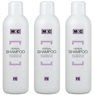 3 x M:C Shampoo Anti-Schuppen  1000 ml
