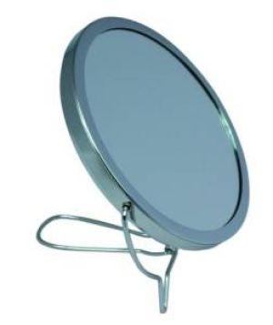 Kosmetikspiegel m. 3-fach Vergrößerung 13 cm