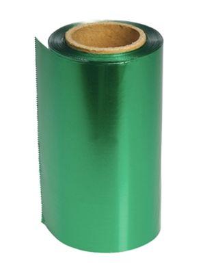 Strähnenfolie, grün 150 m   (Grundpreis m/0,08 €)