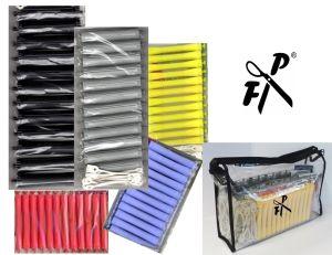 Dauerwellwickler Set - 60 Stck. + Kosmetiktasche