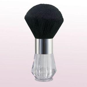 Nackenwedel  - Kristall Design - Ziegenhaar, Puder einfüllbar