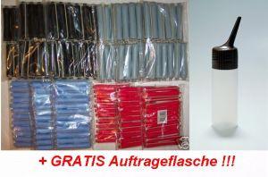 Dauerwellwickler SPARPACK 144 Stck. + GRATIS Auftrageflasche!